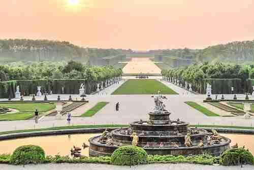 Palacio de Versalles París