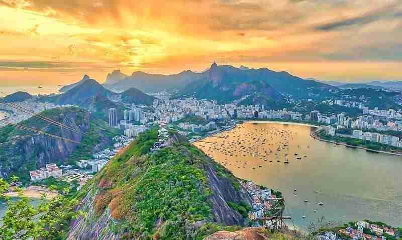 5 razones para visitar Río de Janeiro