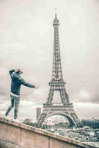 Torre Eiffel-guía de París