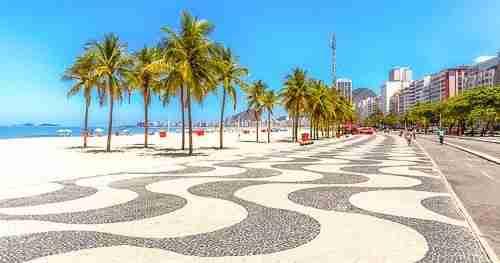 olas de Copacabana