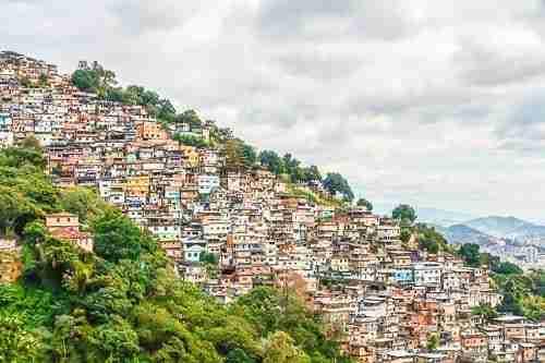 Visitar una Favela