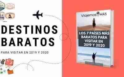 Los mejores Destinos Baratos para viajar en 2020