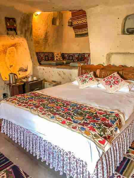 ¿Dónde alojarse en Capadocia?