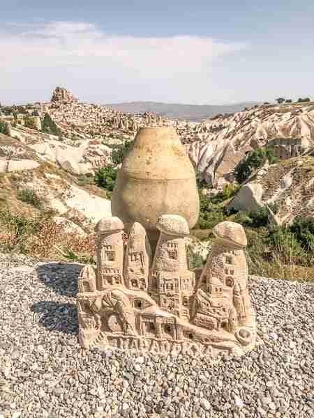 ¿Cómo ir de Capadocia a Pamukkale?