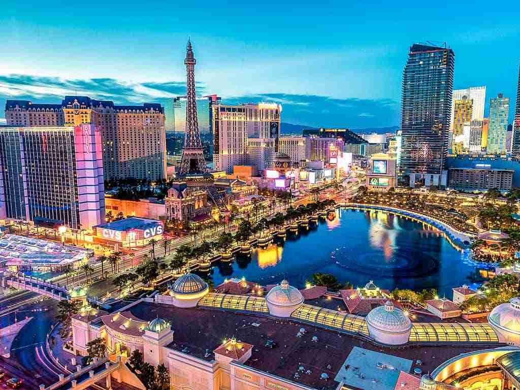 Qué hacer en Las Vegas