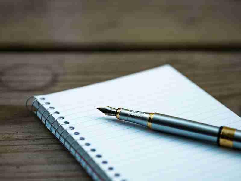Dos pasos para crear la lista de valores para el éxito
