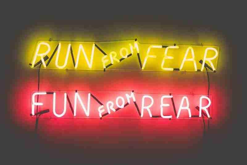 El mito de eliminar los miedos