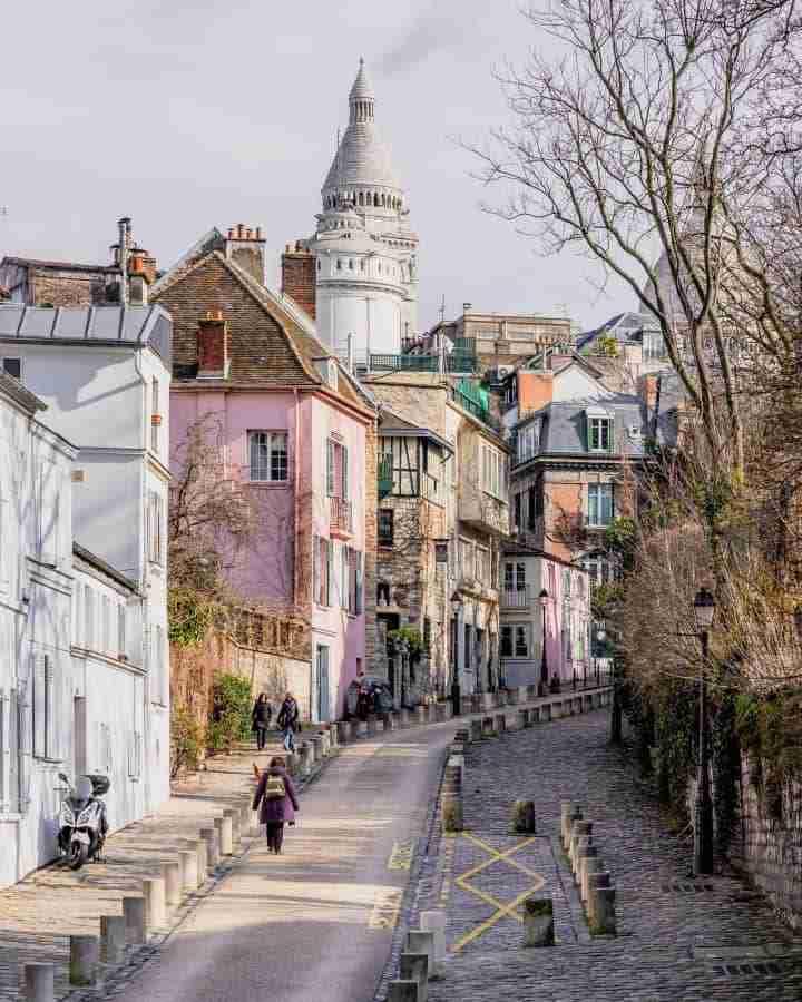 calles de paris romanticas