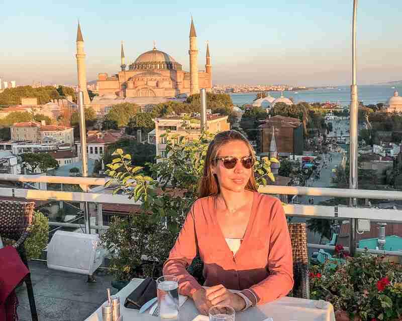 mezquitas en Estambul
